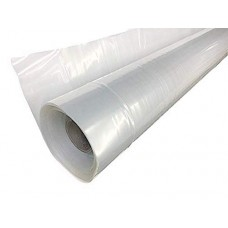 Poly-Cover Plastic Sheeting 4 mil 10' x 100' Clear