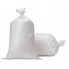 "Sand bag sacks Multi-Pack White 14"" x 26"" with UV protection"