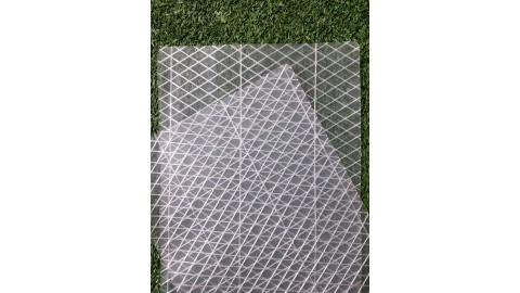 10 Mil UV Protected Reinforce cover