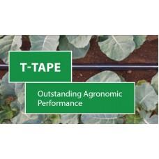 T-Tape by Rivulus Drip Tape